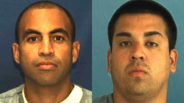 Inmates back in jail