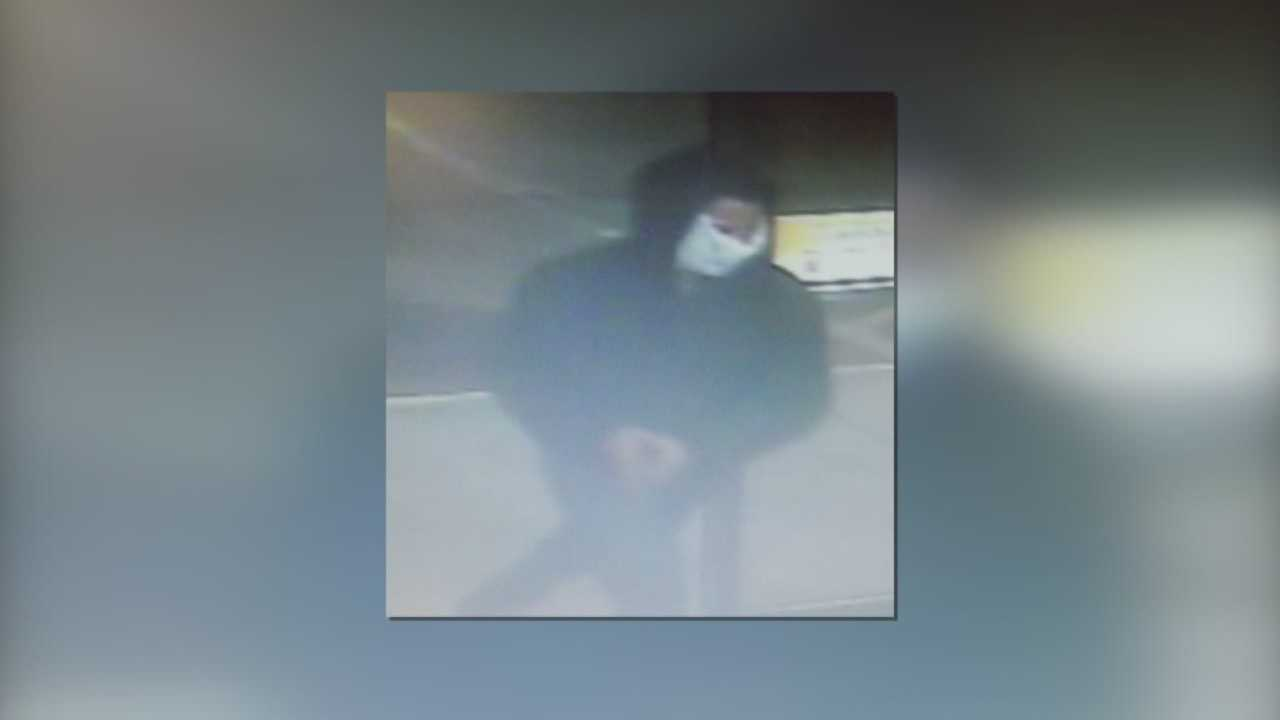 The Volusia County Sheriff's Office is searching Deltona for a man they say robbed a Circle K on Sunday and Monday mornings.