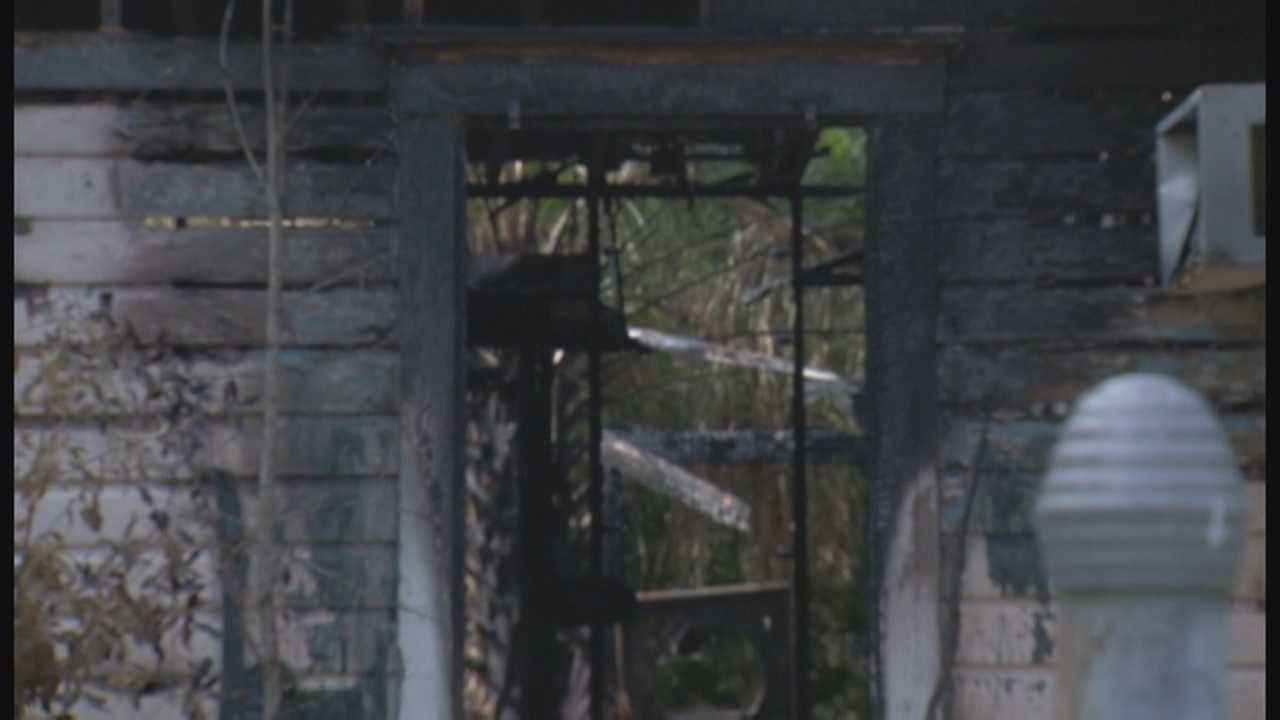 Authorities are working to determine what caused four fires early Sunday morning in downtown Orlando.
