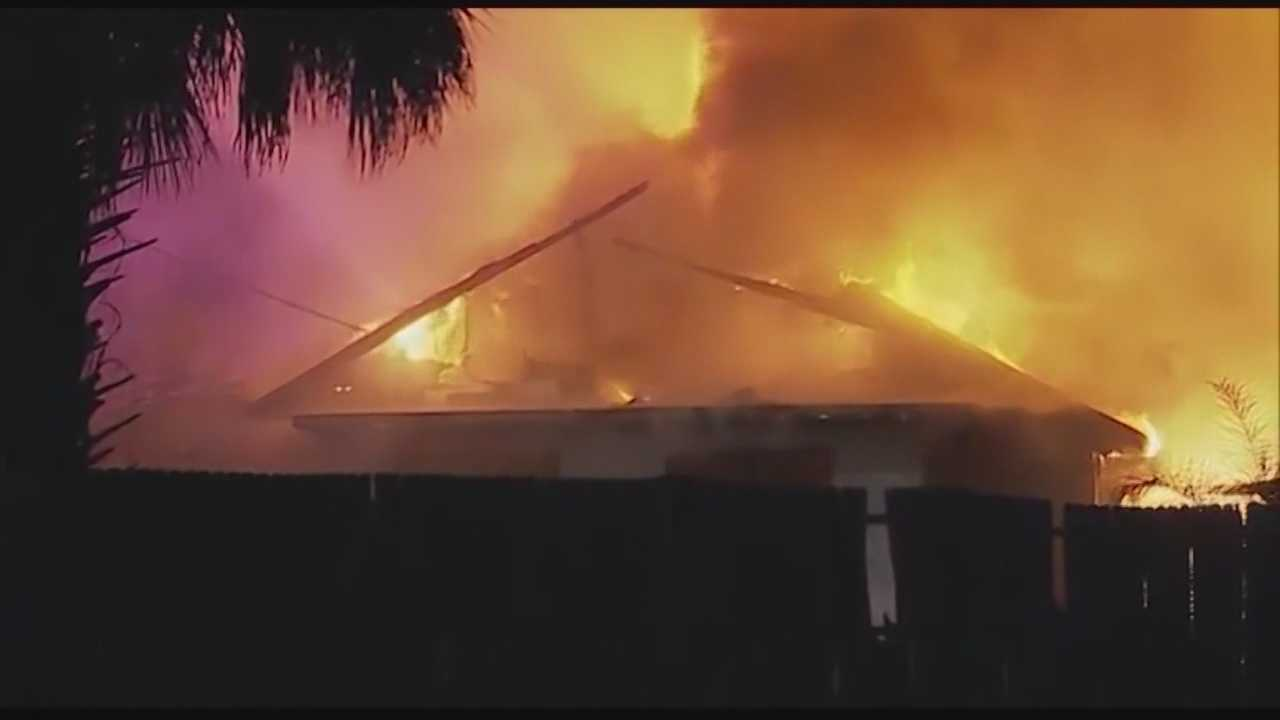 Orlando and Sanford officials launch task force to investigate string of fires in Orange and Seminole counties.