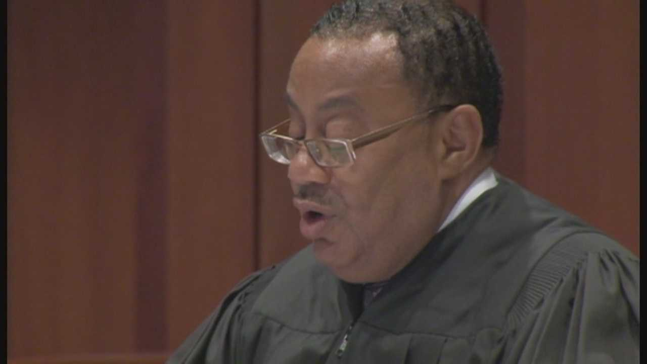 In a courtroom in Kissimmee Tuesday morning Chief Judge Belvin Perry forced people who've skipped out on jury duty to explain why they did so.