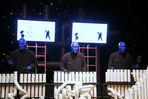 8. Blue Man Group at Universal Orlando CityWalkBlue Man Group combines science and laughter with astounding music, making a captivating stage show. Purchase tickets here.Address: 6000 Universal Blvd., Orlando, FL