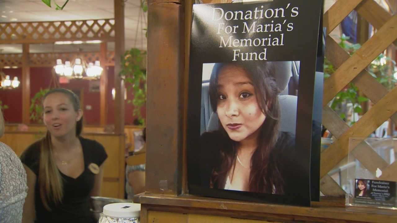 A local restaurant raises money for the family of 22-year-old Maria Godinez Castillo, who was shot and killed by an Orlando police officer last week.