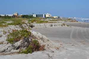 2012: Beach erosion