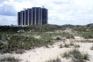 1986: The Inlet at New Smyrna Beach condominium