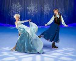 2. Disney on Ice Presents Frozen When: Sept. 4-7Where: Amway Center, Orlando What: Join royal sisters Anna and Elsa, along with their gang of friends, including Olaf, Kristoff and his loyal reindeer Sven, as they journey to discover that true love is ultimately the most magical power of all. Hosted by Mickey Mouse and Minnie Mouse, with special guest appearances by Disney Princesses and characters, this performance will whisk you away to a winter wonderland full of amazing special effects, skating, sing and dance alongs and more.Cost: Tickets start at $16. Get them here.