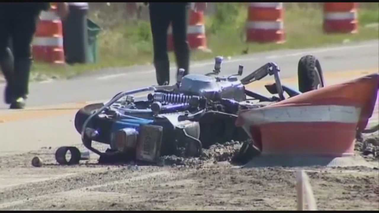 Charges filed on trucker driver in fatal motorcycle crash