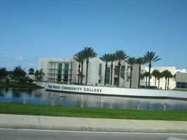8. Palm Beach State College: $2,358