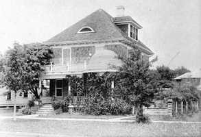 1908: J.E. Terwilleger's home in Sanford