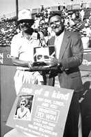 1988: Sanford Ziff at the Lipton Tennis Tournament