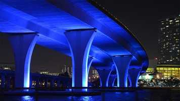 10. Miami, FLPopulation: 414,327Violent Crimes: 11.72 per 1,000 residentsProperty Crimes: 53.75 per 1,000 residentsTotal Reported Crimes: 65.47 per 1,000 residents