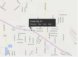 Cross City, Fla. is located in Dixie County.