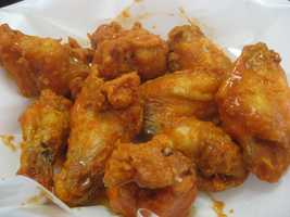 5. Wing ShackAddress: 4650 E Michigan St, Orlando, FL 32812