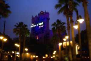 10. Tower of Terror - Disney's Hollywood Studios