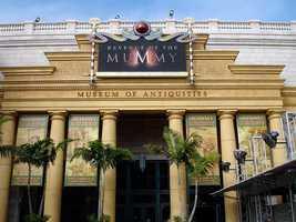 6. Revenge of the Mummy - Universal Studios