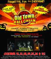 """3. Old Town Halloween FestivalWhen: Every Sat. and Sun. in Oct.Old Town gets frightfully fun for Halloween with costume contests, roaming characters and """"dancing dead"""" performance! You'll also find other live entertainment, shops, dining, the car cruise and more!Where:Old Town Shopping, Dining and Entertainment Attraction5770 W. Irlo Bronson Memorial Hwy.Kissimmee, FL"""