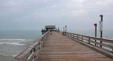 Cocoa Beach Pier: 401 Meade Ave., Cocoa Beach.