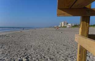 Lori Wilson Park: 1500 N. Atlantic Ave, Cocoa Beach.