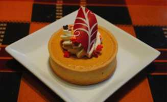Pumpkin Cheesecake - Disney's Animal Kingdom Lodge
