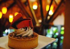 Chocolate-pecan Torte - Disney's Animal Kingdom Lodge