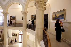 38.Museumof Florida ArtThe museum is home to several rotating exhibits, gallery talks and receptions, educational programming, master artist workshops and special events throughout the year.Address:600 N. Woodland Blvd, DeLand, FL 32720