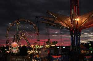 17. Space Coast State Fair When: Nov. 13-23Where: Space Coast Stadium, Viera, FL Admission: $10-$15Activities: See full list of events here.