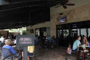 6. 4th Street Bar & GrillWhere:132 N. 4th St., Lake Mary, FL 32746Order some pulled pork egg rolls or grab a BLT with pimento cheese and a fried green tomato. The games are always playing on the televisions and if you stop by on a Tuesday, challenge yourself in trivia from 7-9 p.m. If you win, you'll walk away with a $40 gift card.