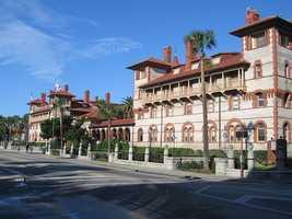 16. Flagler College-St. Augustine - $27,408