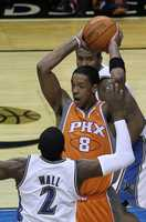 Channing Frye (Center/Power forward) - $8,193,029Frye signed with the Magic in 2014.