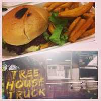 2. Treehouse TruckEight words: Deep Fried Peanut Butter, Jelly, Banana, Nutella SandwichIf for some reason that doesn't appeal to you, you can take your pick of a variety of cheesesteaks and burgers.Find out the truck's location by following them on Twitter.