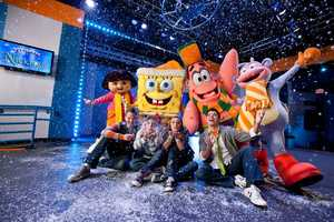 "5. LET IT SNOW at the Nick HotelWhen: Fri., All DayWhere: Nickelodeon Suites Resort, 14500 Continental Gateway, Orlando, FL 32831Cost: Free for registered guests Activities include a two-story inflatable slide, family photo opportunities with Nickelodeon characters, ""snowflakes"" falling on the Oasis Pool Deck, a heated 84-degree pool, holiday karaoke and ""Ice Age: A Mammoth Christmas 4-D."" See nickhotel.com for more details."