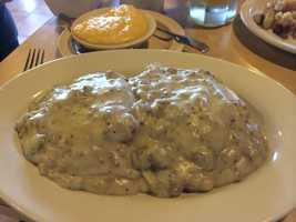 Best Brunch: Dixie Belles Cafe See who else was voted as a top brunch spot in Central Florida here. Address: 7125 South Orange Avenue, Orlando, FL 32809