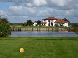 2014 - International Golf Club in Tavares