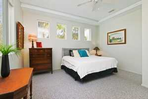Second bedroom in the property.