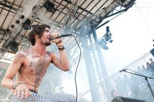 14. The All-American Rejects April 4