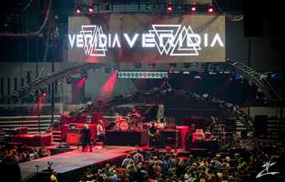 14. VERIDIA- Sept. 12For King and Country also scheduled for Sept. 12.