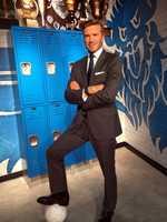 10. David Beckham -Former professional soccer player