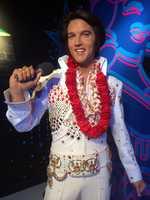 13. Elvis Presley -Deceased singer, actor