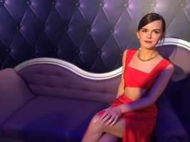 """1. Emma Watson- English actress most known for roll as Hermione Granger in the """"Harry Potter"""" series."""