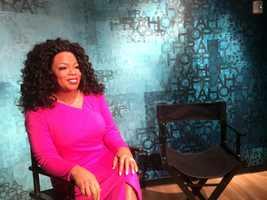 30. Oprah Winfrey -Talk show host