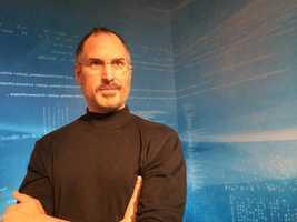 39. Steve Jobs - Co-founder of Apple Inc.