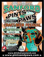 3. Pints n' Paws When: Saturday 3-6 p.m.Where: E. 2nd St., Sanford, Fla. 32771, between N. Sanford Ave. and N. Palmetto Ave. Cost: $30 VIP, $20 general admission, $30 at the gate. Get tickets here.Pints n' Paws allows you to sip craft beer with your favorite four legged friend. Sample fine craft beer, stroll though vendor booths, and hang out with furry friends on the bricks of 2nd street. Hosted by The West End Trading Co in historic Downtown Sanford, Pints n' Paws donates 100% of the proceeds to local charities benefiting animals.