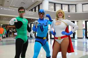 1. MegaConWhen: Friday 12 - 7 p.m., Saturday 10 a.m. - 6 p.m., Sunday 10 a.m. - 5 p.m.Where:Orange County Convention Center,9800 International Drive, Orlando, Fla. 32819.Cost:Ticket info here.This year's guest of honor will be Stan Lee, chairman of Marvel and co-creator of classic comics such as Spiderman, The Incredible Hulk, X-men, and more. The Event will include costume contests, dance raves, panels and game playing.The event will be held in the Orange County Convention Center, West Building, Exhibit Halls A4 through B4.