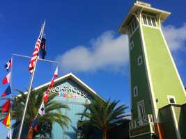 The Boathouse at Downtown Disney officially opens.