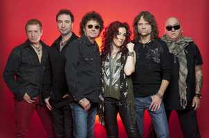 "Oct. 2-4 STARSHIP starring Mickey Thomas ""We Built This City"""