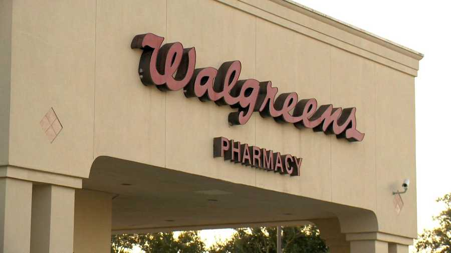 Thieves Sought After Walgreens Robbery