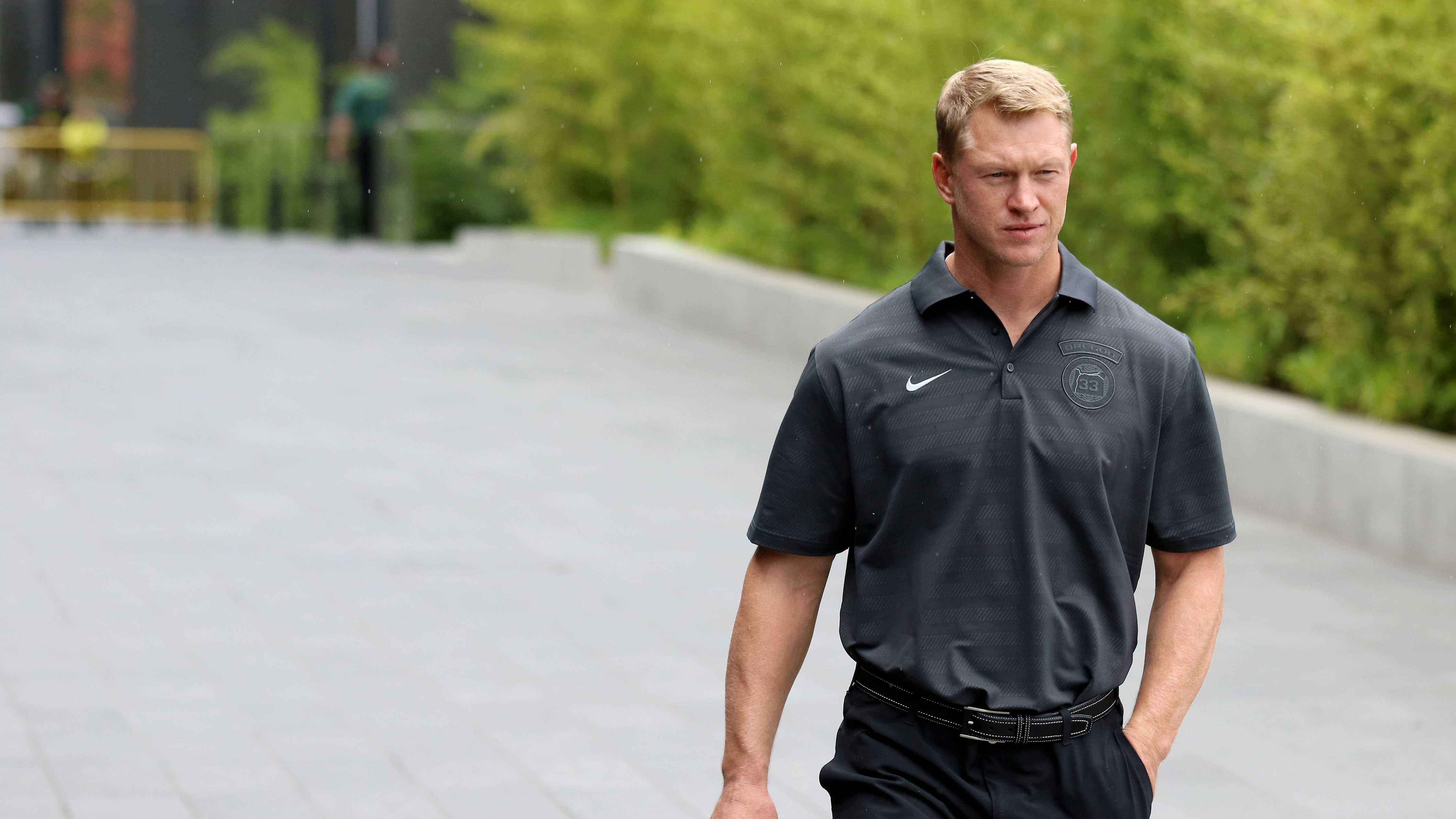 Ucf New Head Coach >> Oregon's Scott Frost to be named UCF head football coach