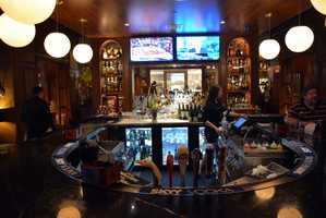 Bar at Urbain 40.