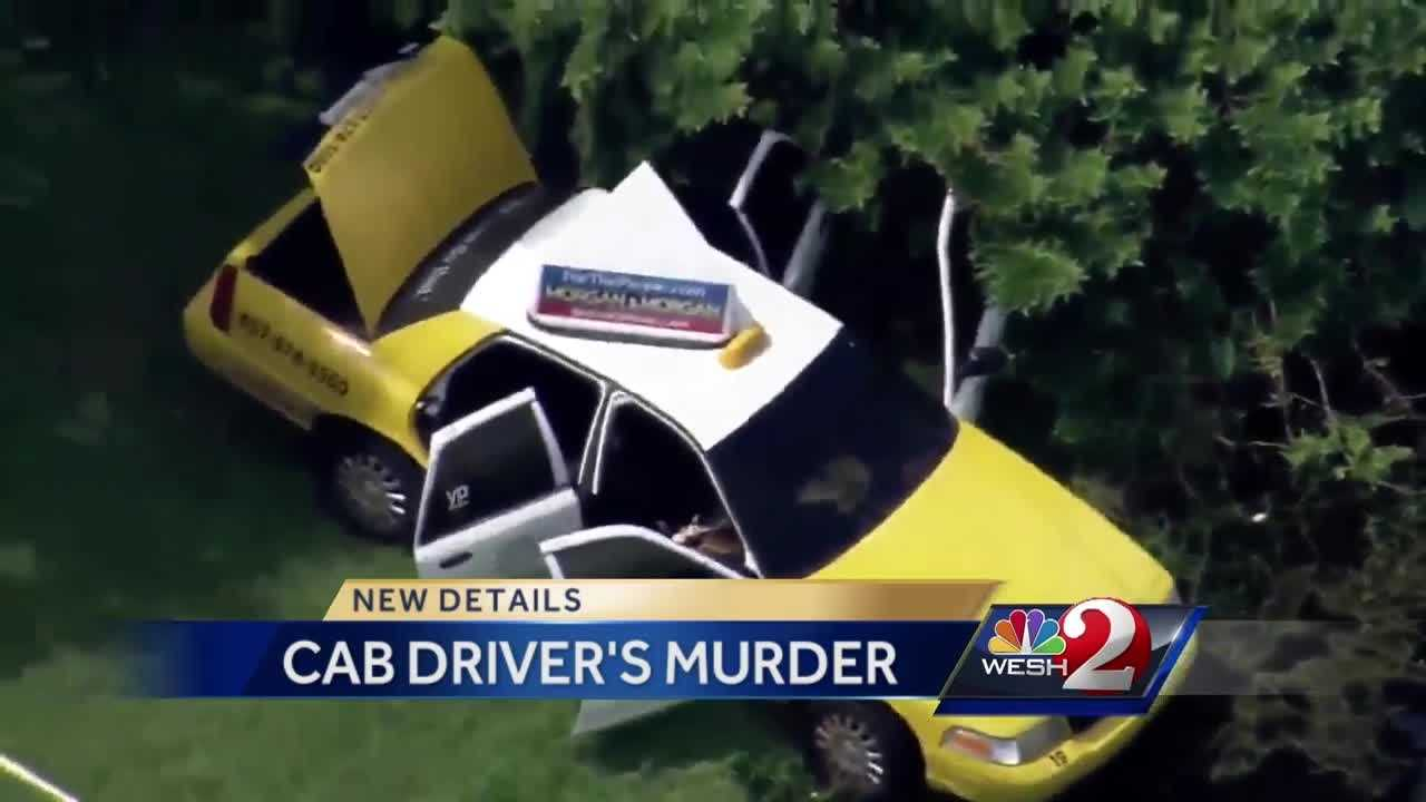 Evidence gives look at investigation into cabbie slaying