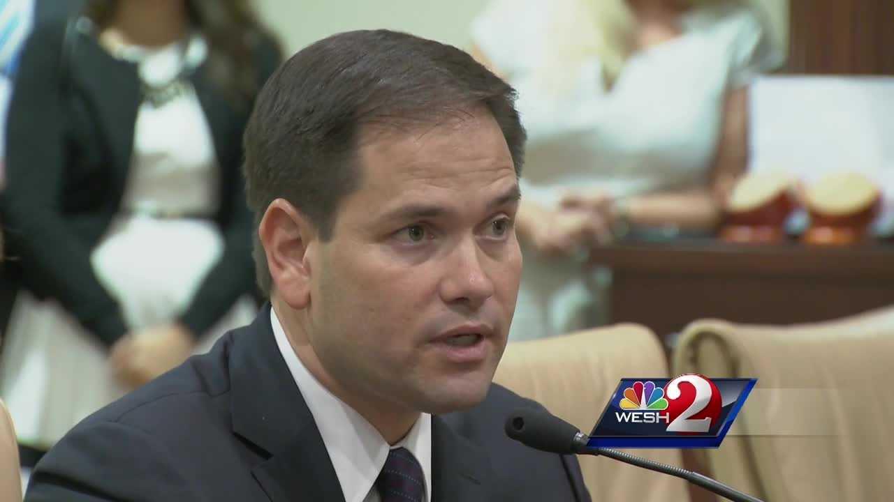 Sen. Rubio calls for investigation into Orlando apartment complex